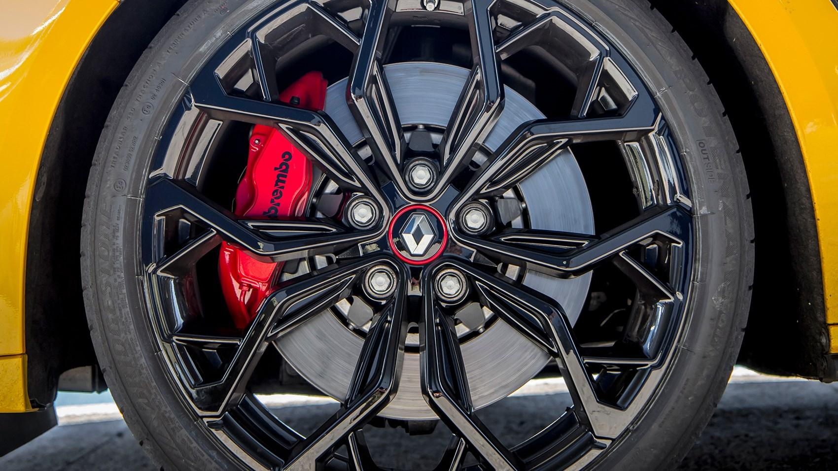 Renault Megane RS Cup wheel