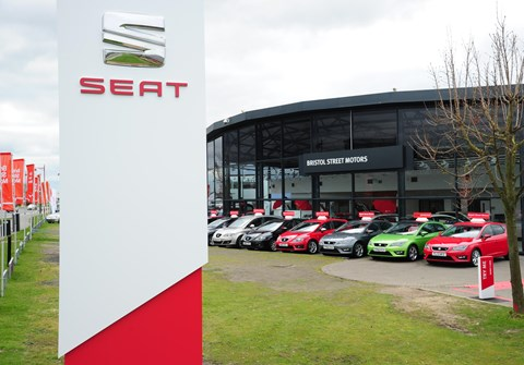 Seat dealerships will be likely to gain Cupra sub-branding