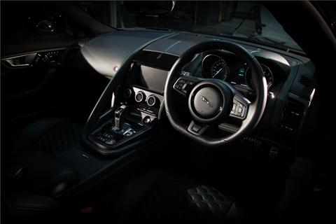 Lister Thunder interior