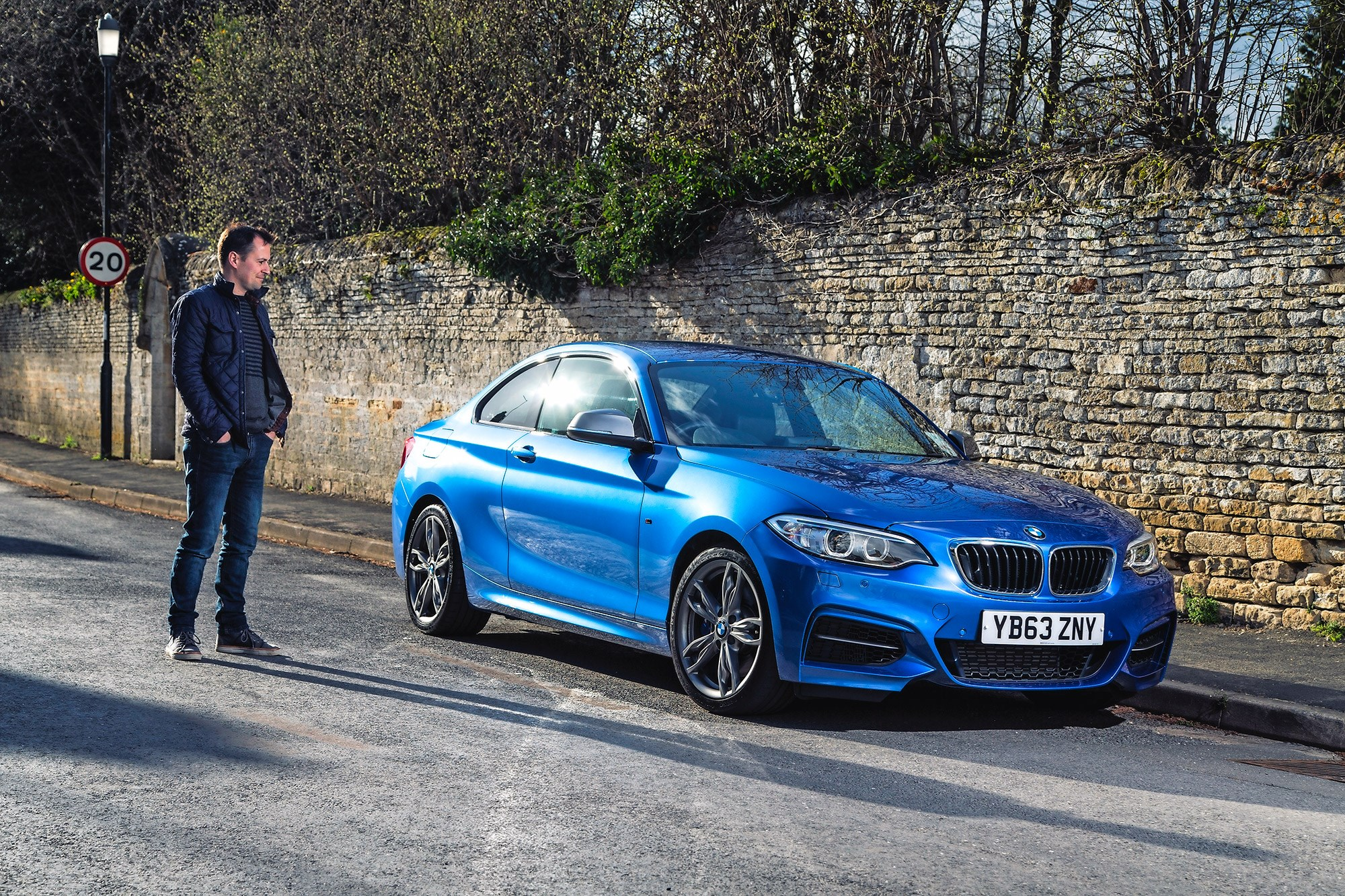 Bmw M240i Test >> BMW M235i (2015) long-term test review by CAR Magazine