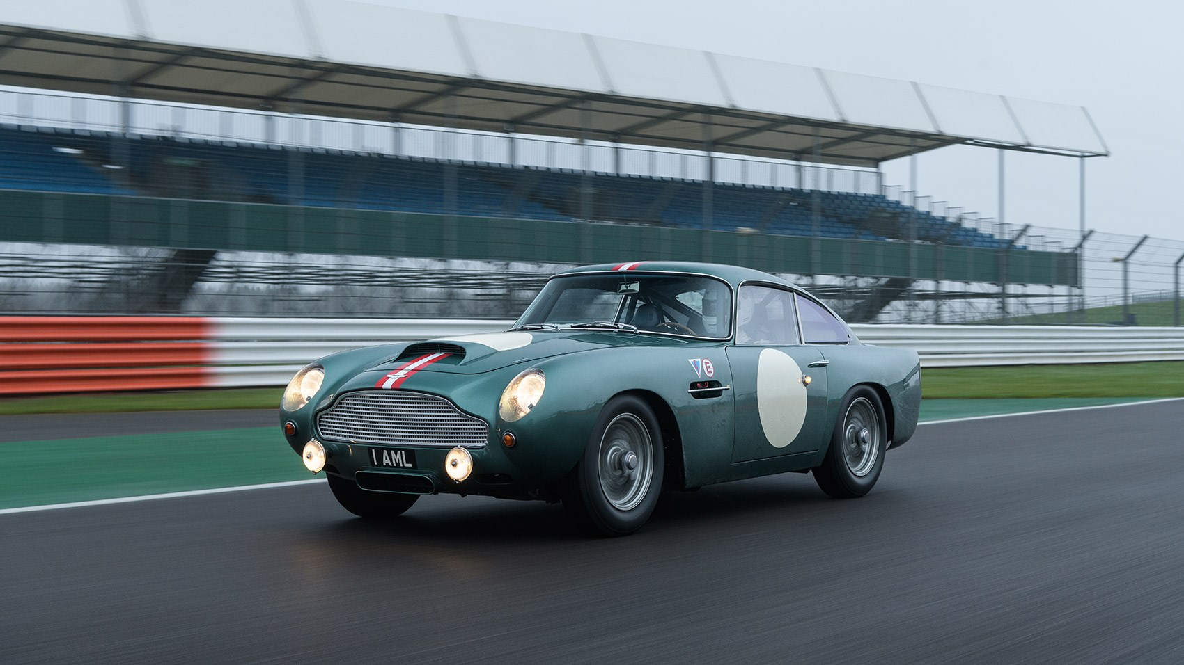 ... Back to the future: Aston Martin sold all 25 DB4 GTs in no time