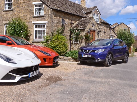 CAR magazine's long-term Nissan Qashqai