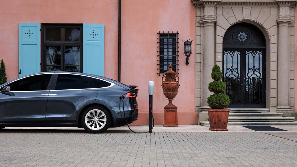 Electric Car Journey Planner Uk