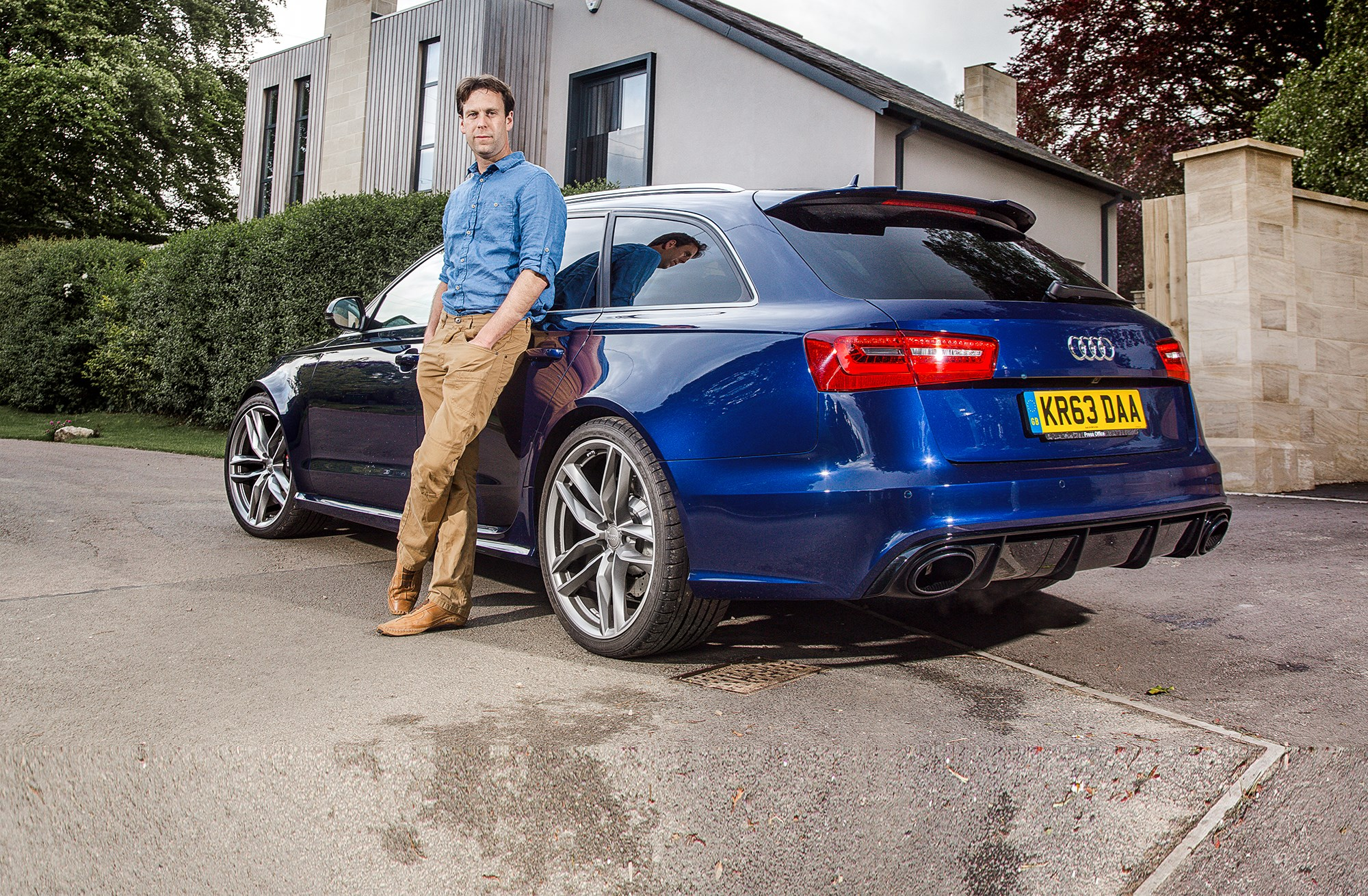 Audi RS6 Avant (2015) long-term test review by CAR Magazine