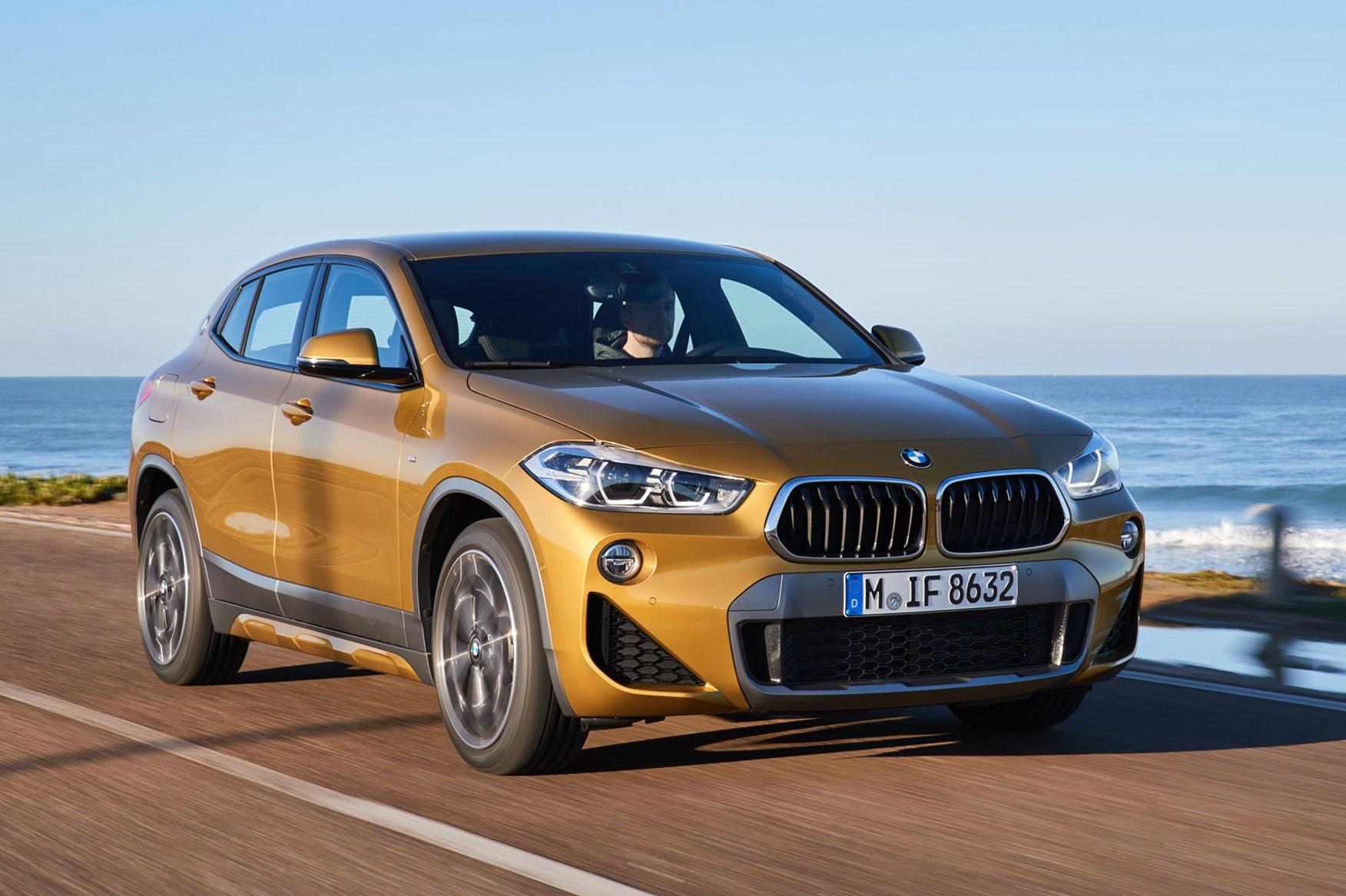 Bmw X2 Xdrive20d M Sport X 2018 Review Car Magazine