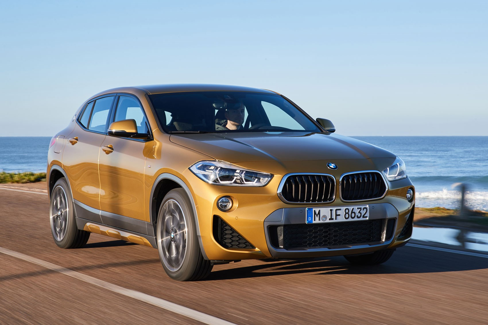 BMW X2 review 2019 UK