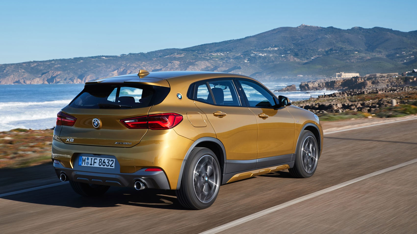 Bmw X2 Xdrive20d M Sport X 2018 Review Car Magazine