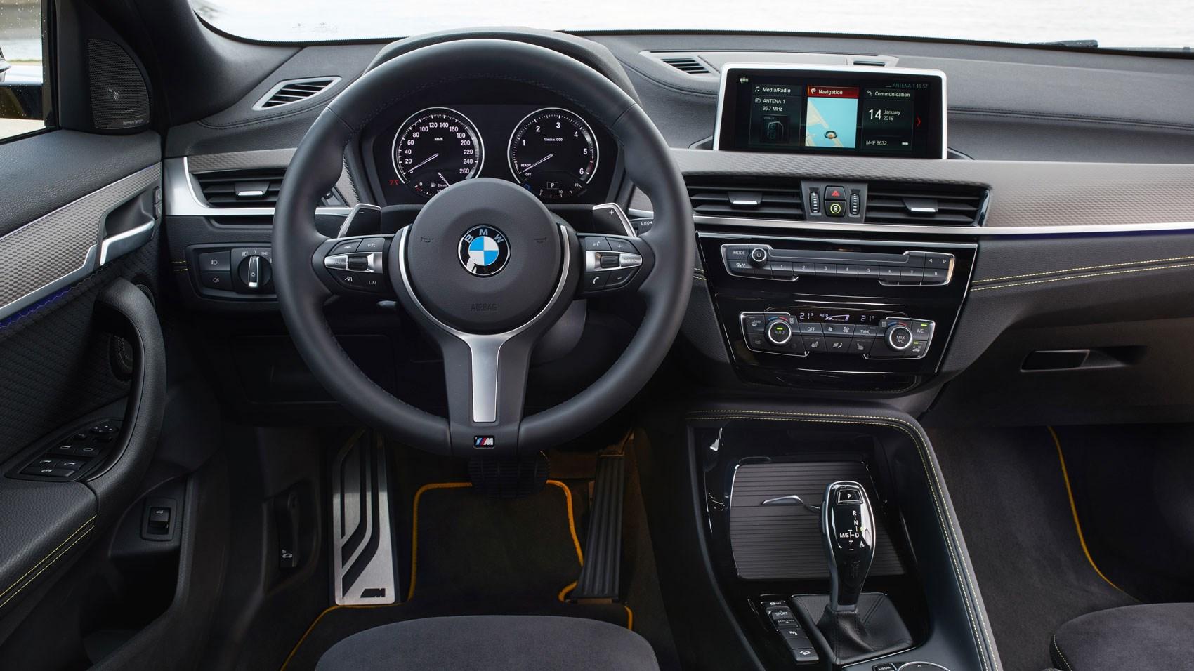 Bmw X2 Xdrive20d M Sport X 2018 Review By Car Magazine