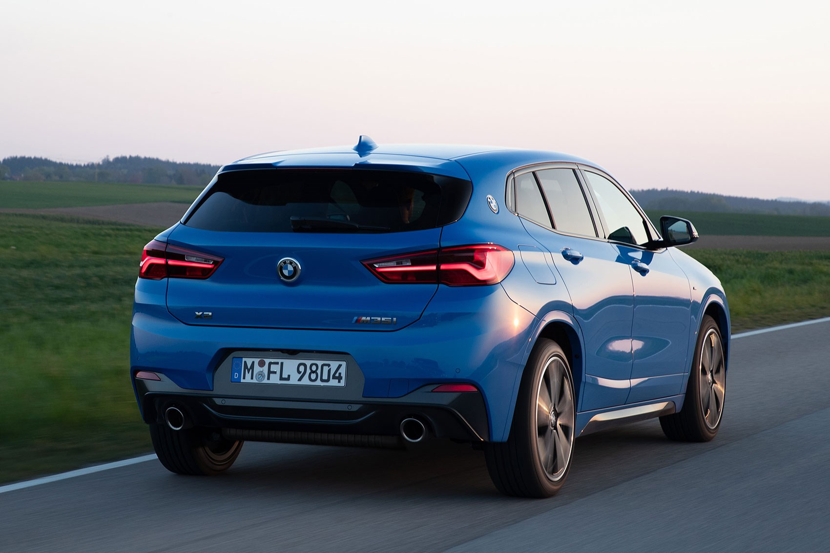 BMW X2 M35i: UK prices and specs from £43,315
