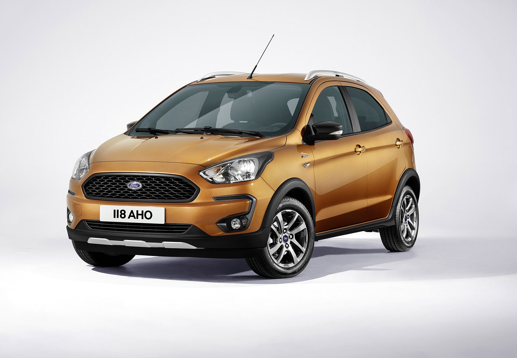 ford ka spawns active soft roader for 2018 by car magazine. Black Bedroom Furniture Sets. Home Design Ideas