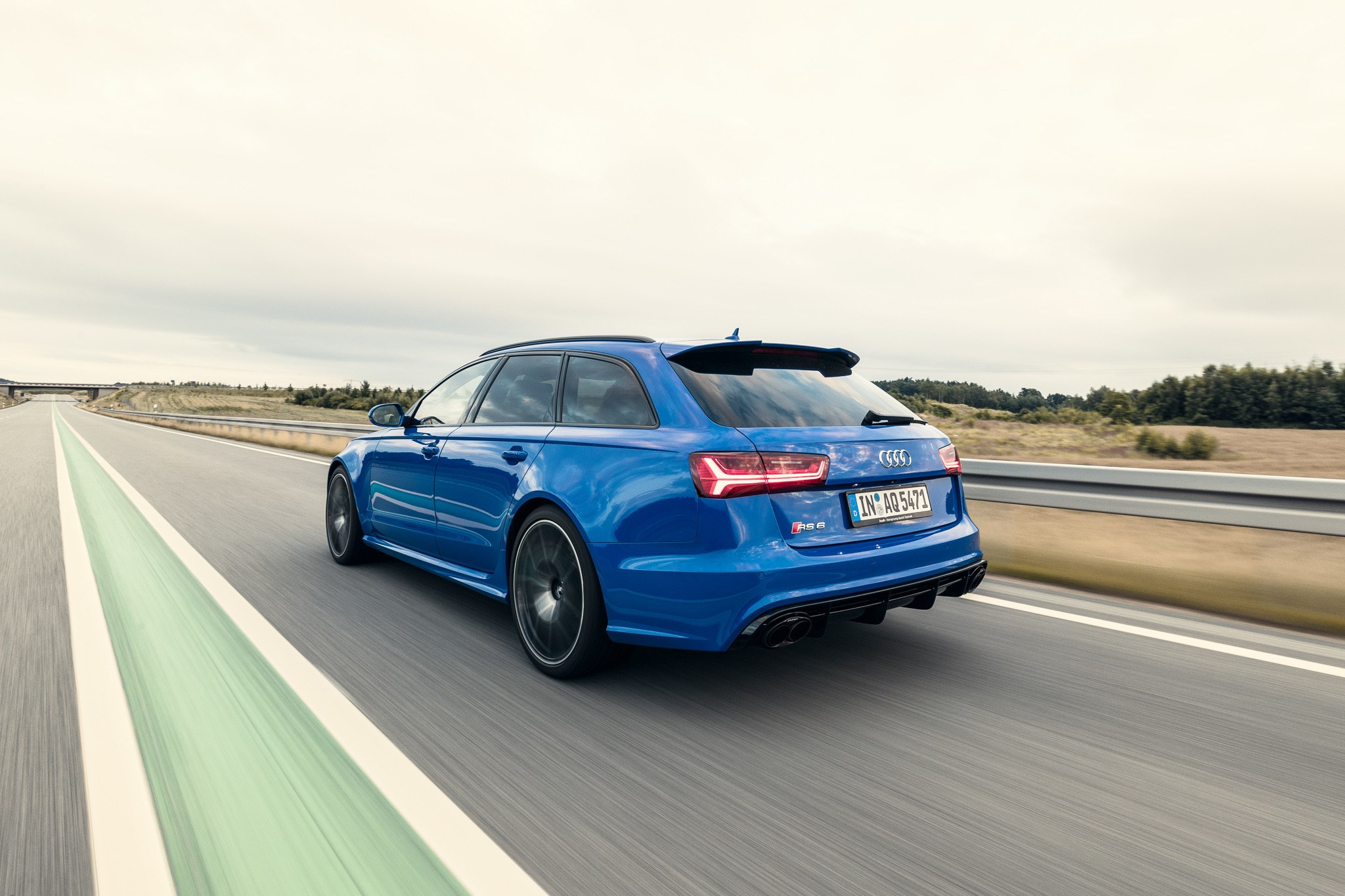 Audi RS6 Avant Nogaro: fast-estate gets thrilling ABT-tweaked finale