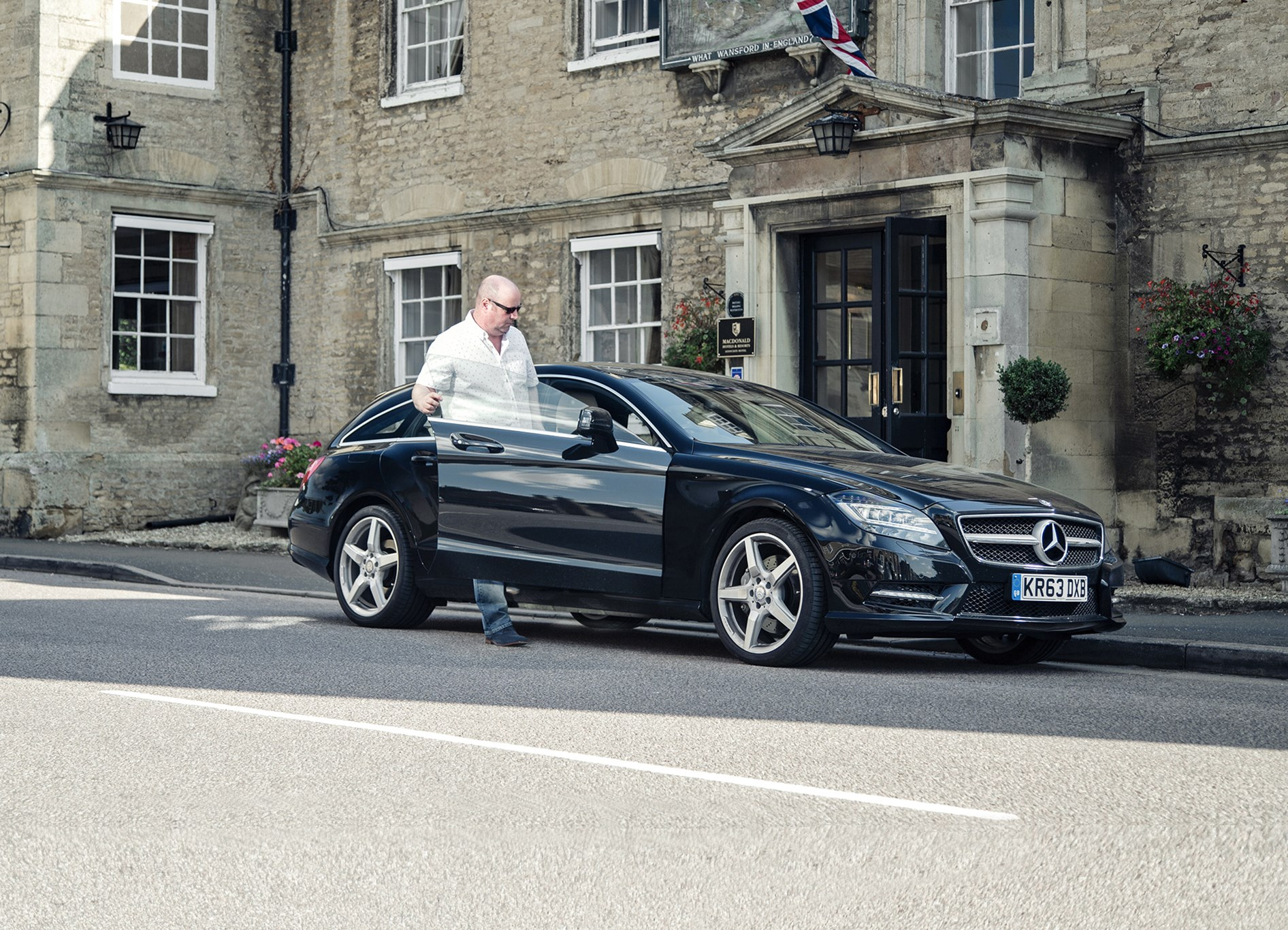 Mercedes Cls Shooting Brake 2015 Long Term Test Review