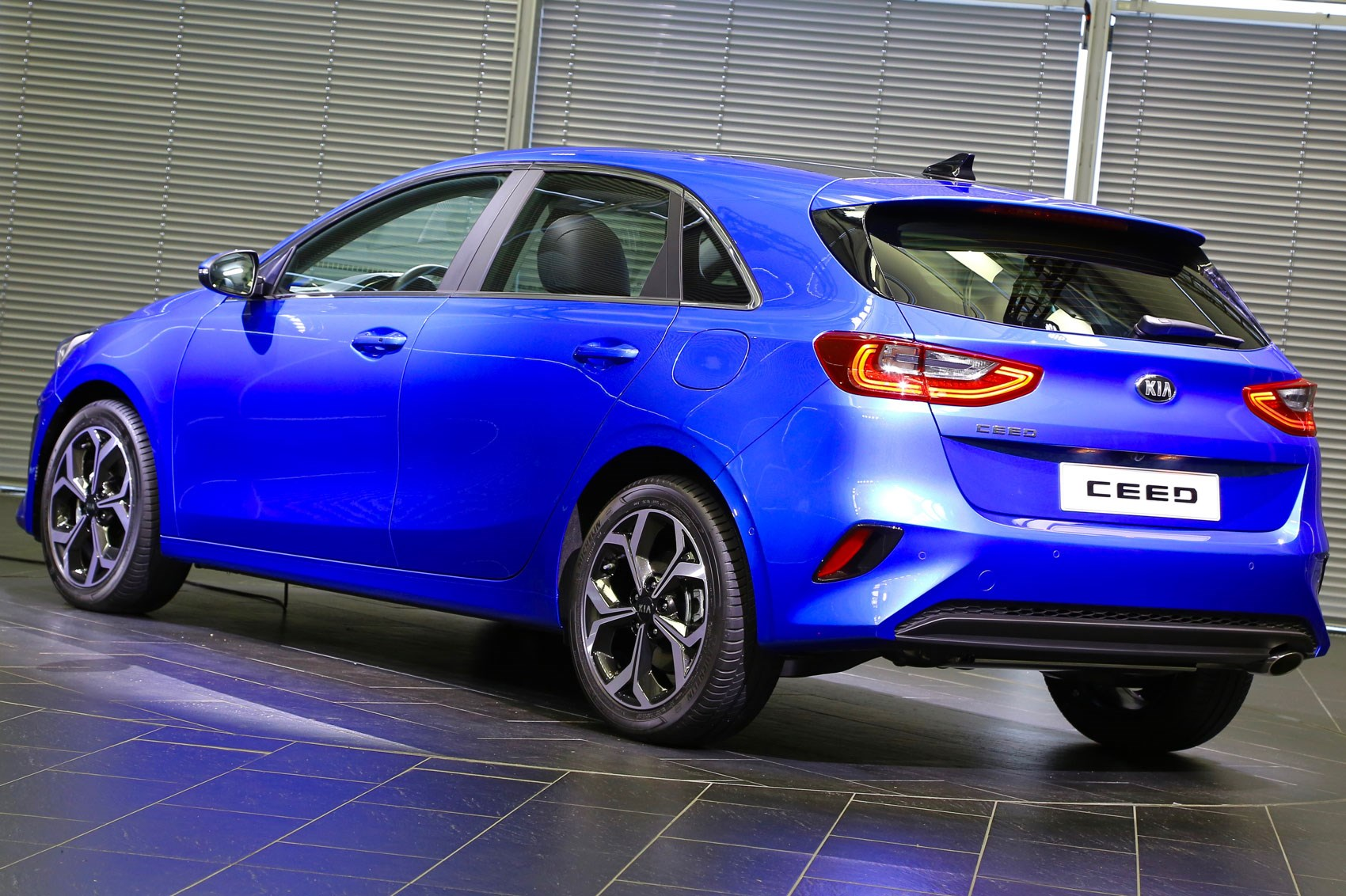 New Kia Ceed Hatch Uk Prices And Specs Revealed Car