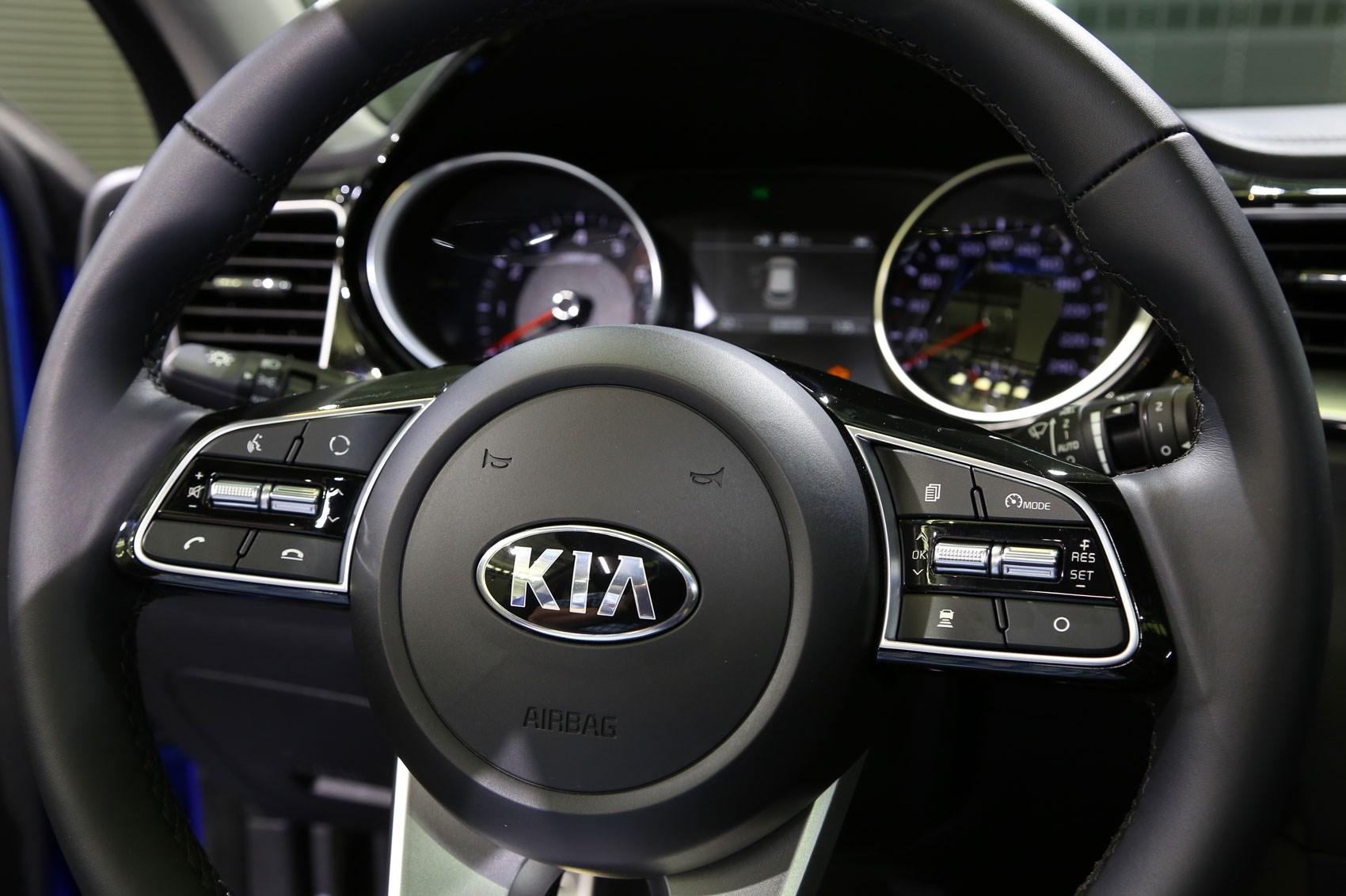 Kia Ceed At The Geneva Motor Show 2018