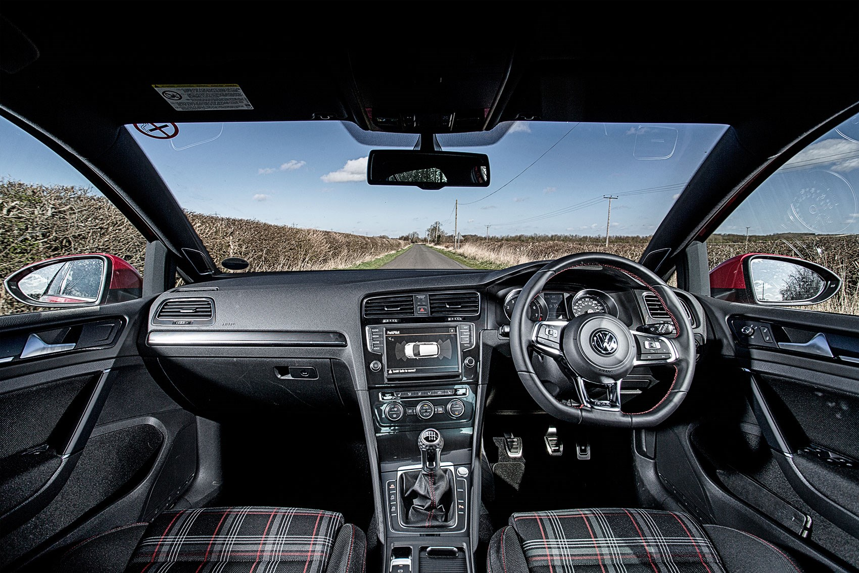 vw golf gti 2015 long term test review of mk7 gti by car magazine. Black Bedroom Furniture Sets. Home Design Ideas