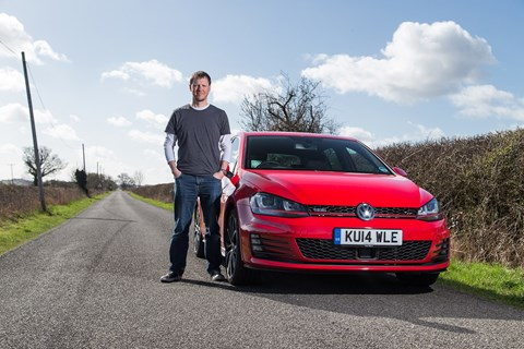 CAR's Mark Walton meets his VW Golf GTI Mk7