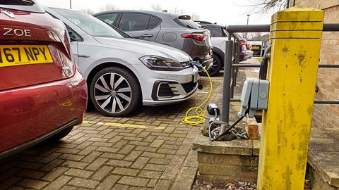 VW Golf GTE long-term test review by CAR magazine: it's rarely plugged in