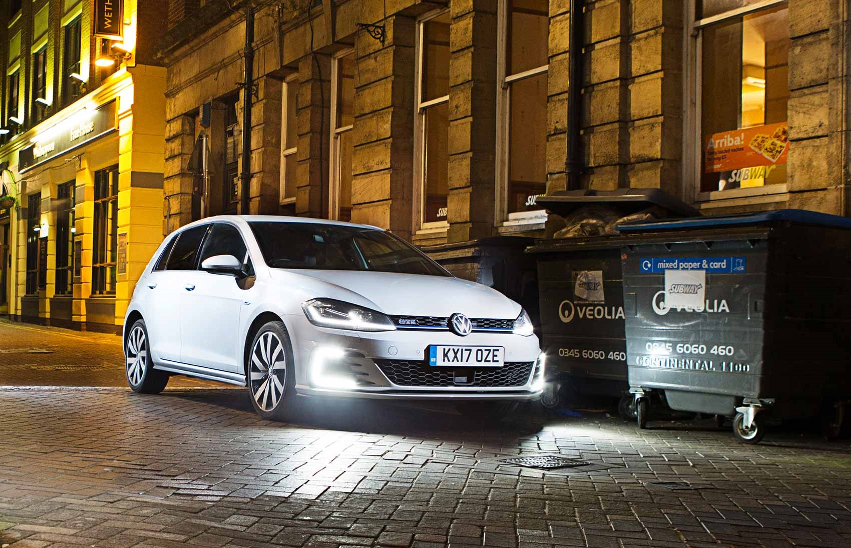The End Of Our Vw Golf Gte Plug In Hybrid Long Term Test