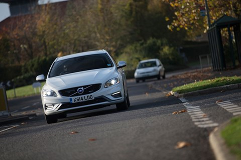 CAR magazine's Volvo V60 Plug-in Hybrid