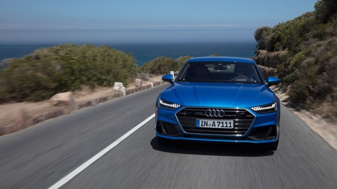 New Audi A7 (2018) review: the sleek exec driven | CAR Magazine