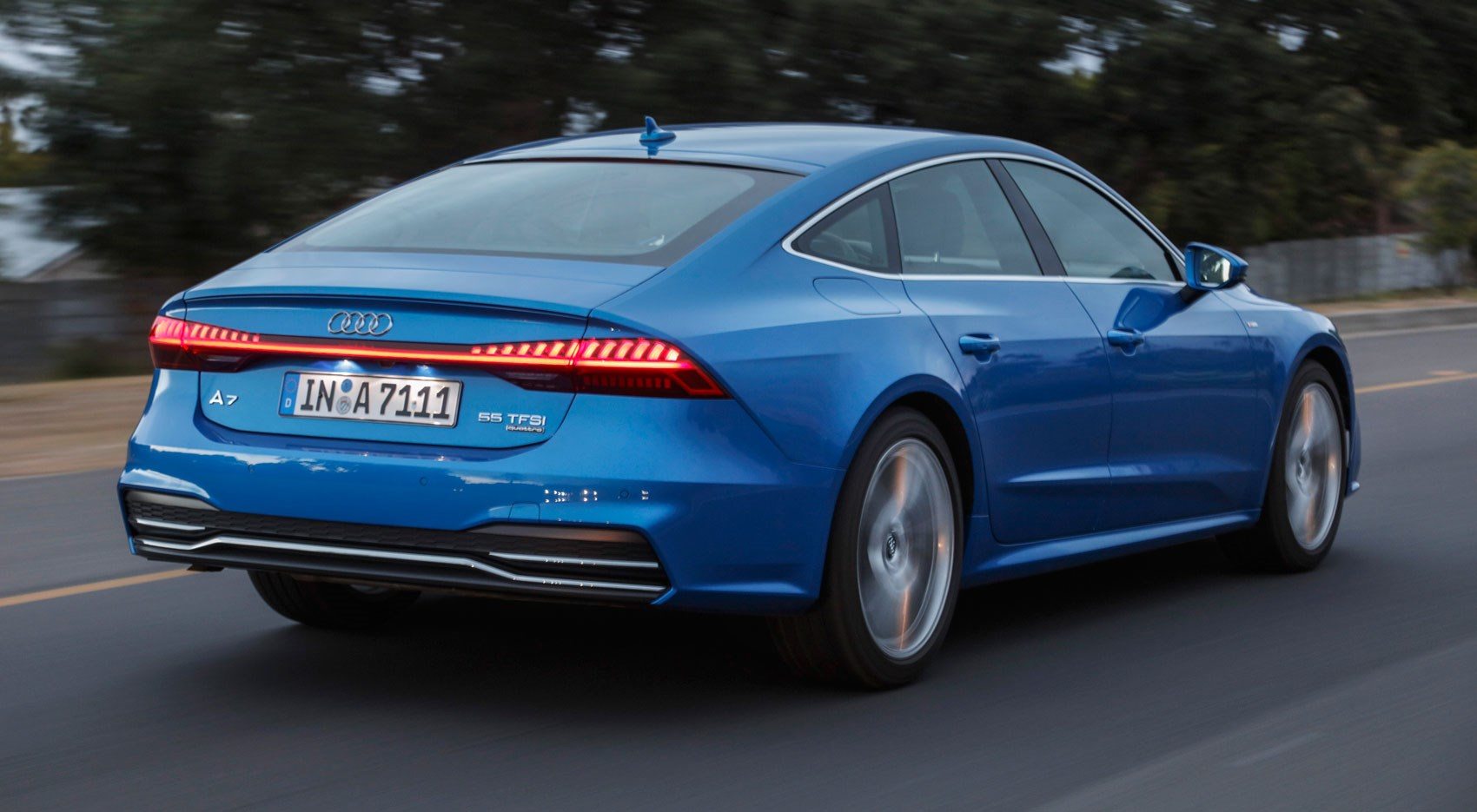 Audi A TFSI S Line Review It Cant Wait To Drive You - Audi a7 mpg