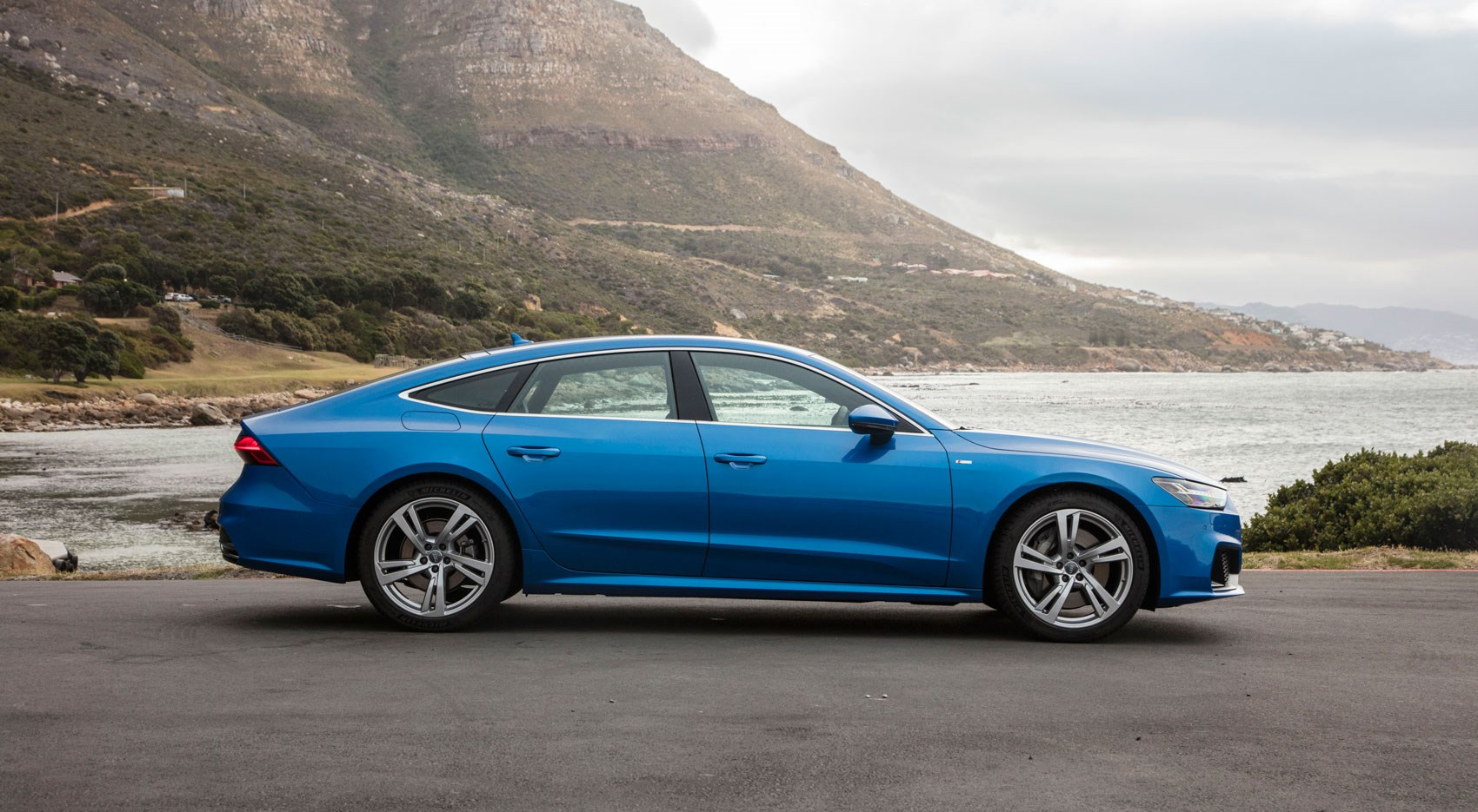 Audi A7 55 Tfsi S Line 2018 Review It Can T Wait To