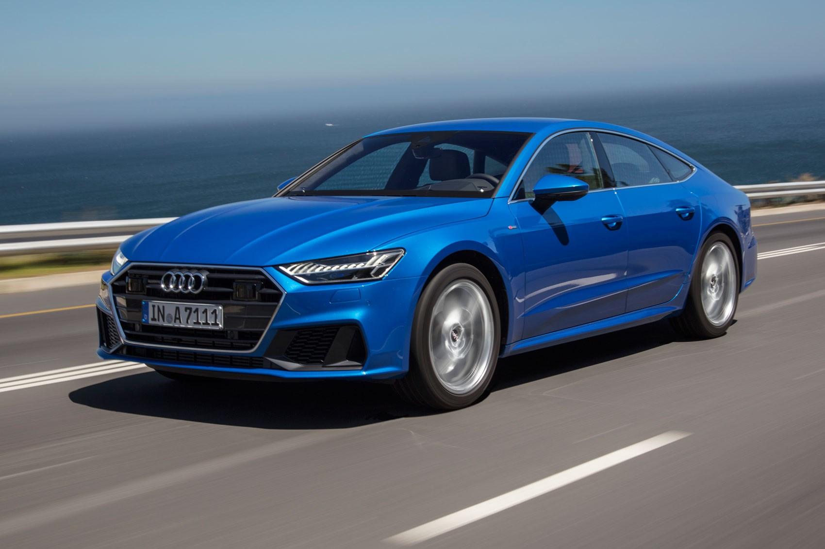 2018 Audi A7 >> New Audi A7 2018 Review The Sleek Exec Driven Car Magazine