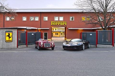 Maranello Ferrari HQ