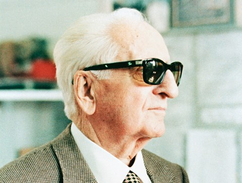 Enzo Ferrari: a musician as well as a businessman