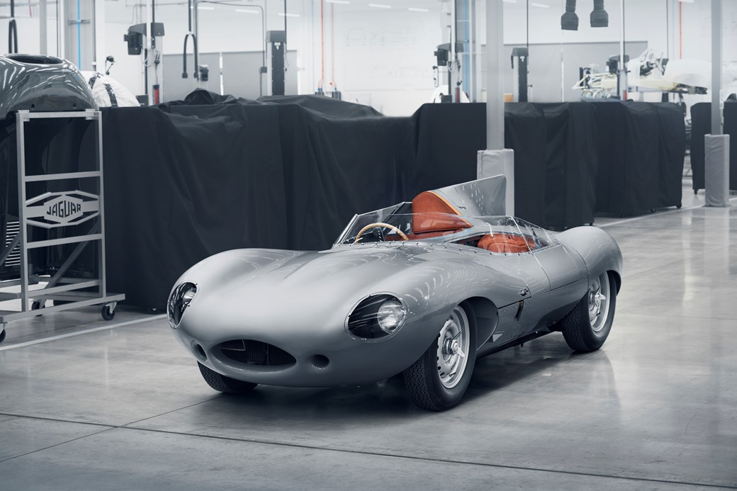 New classic: meet the 2018 Jaguar D-type continuation | CAR Magazine