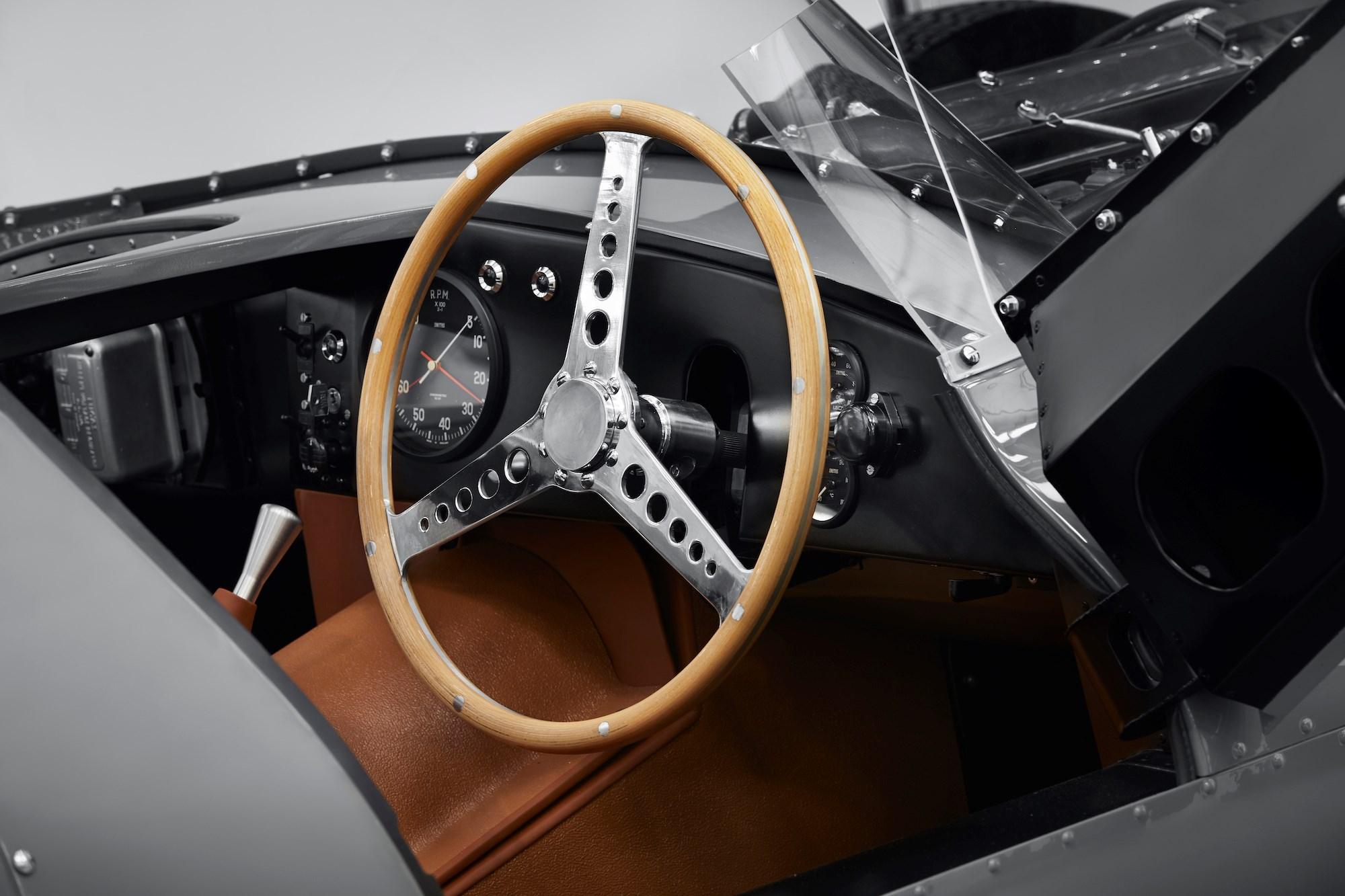 New classic: meet the 2018 Jaguar D-type continuation by CAR Magazine