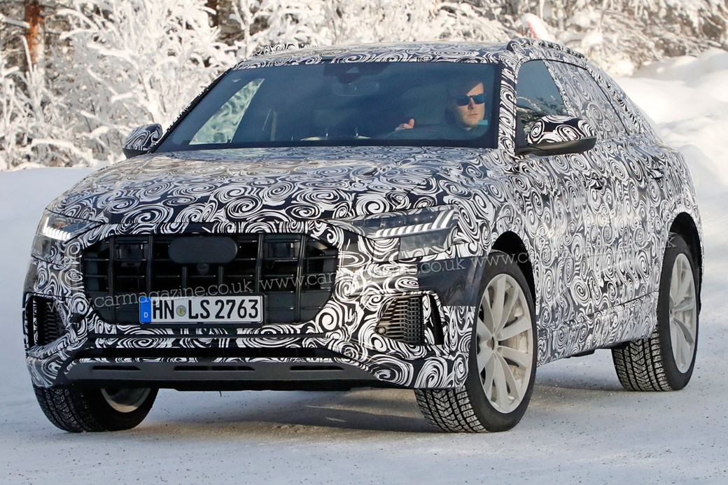 Audi Q Set For Launch In And More Q Models On The Way By - Audi q 745 car