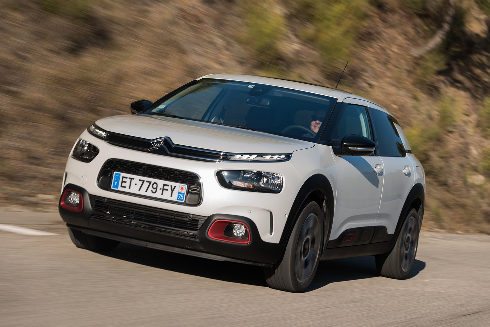 citroen c4 cactus 2018 review comfort is king by car magazine. Black Bedroom Furniture Sets. Home Design Ideas