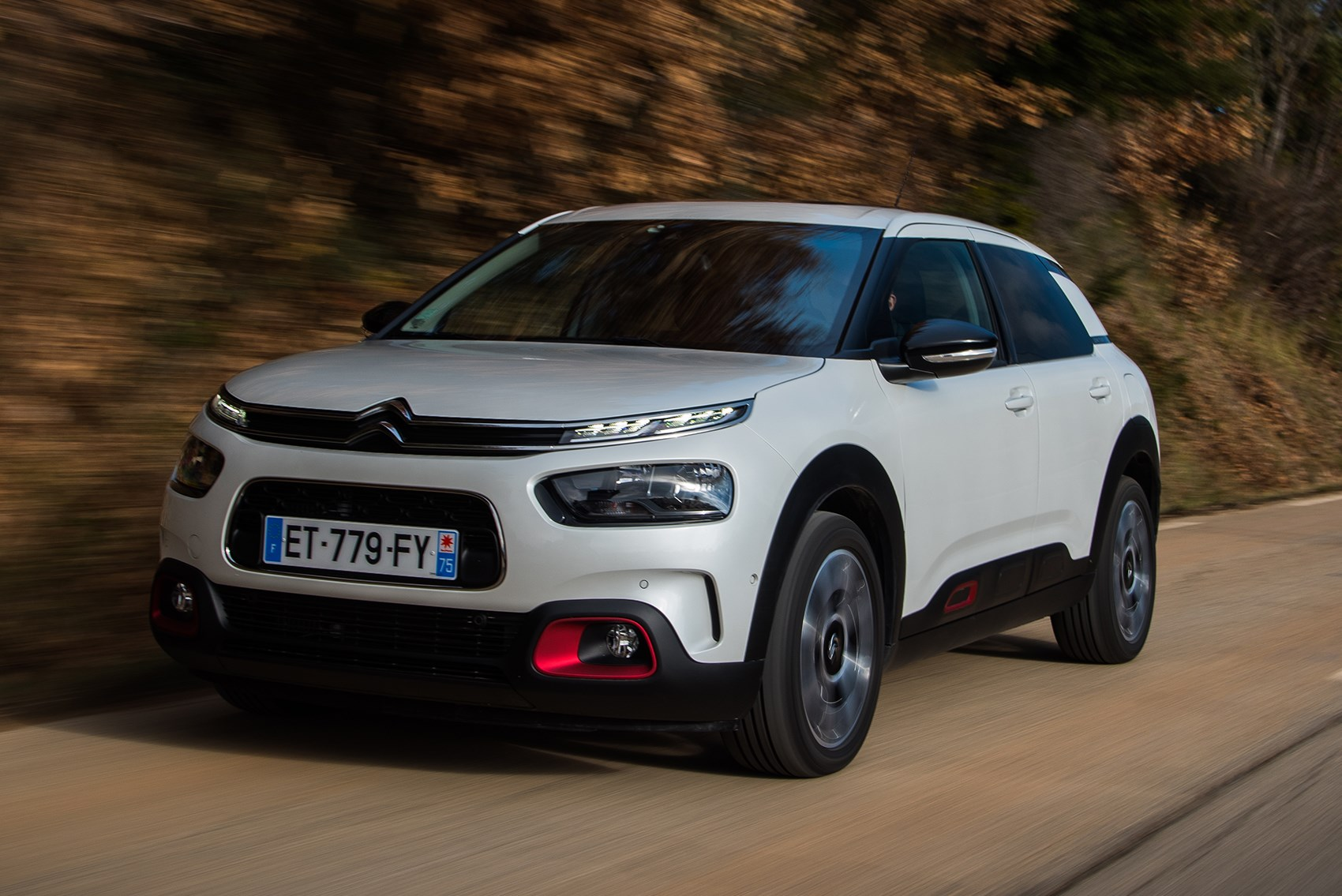 new citroen c4 cactus review comfort is king by car magazine. Black Bedroom Furniture Sets. Home Design Ideas
