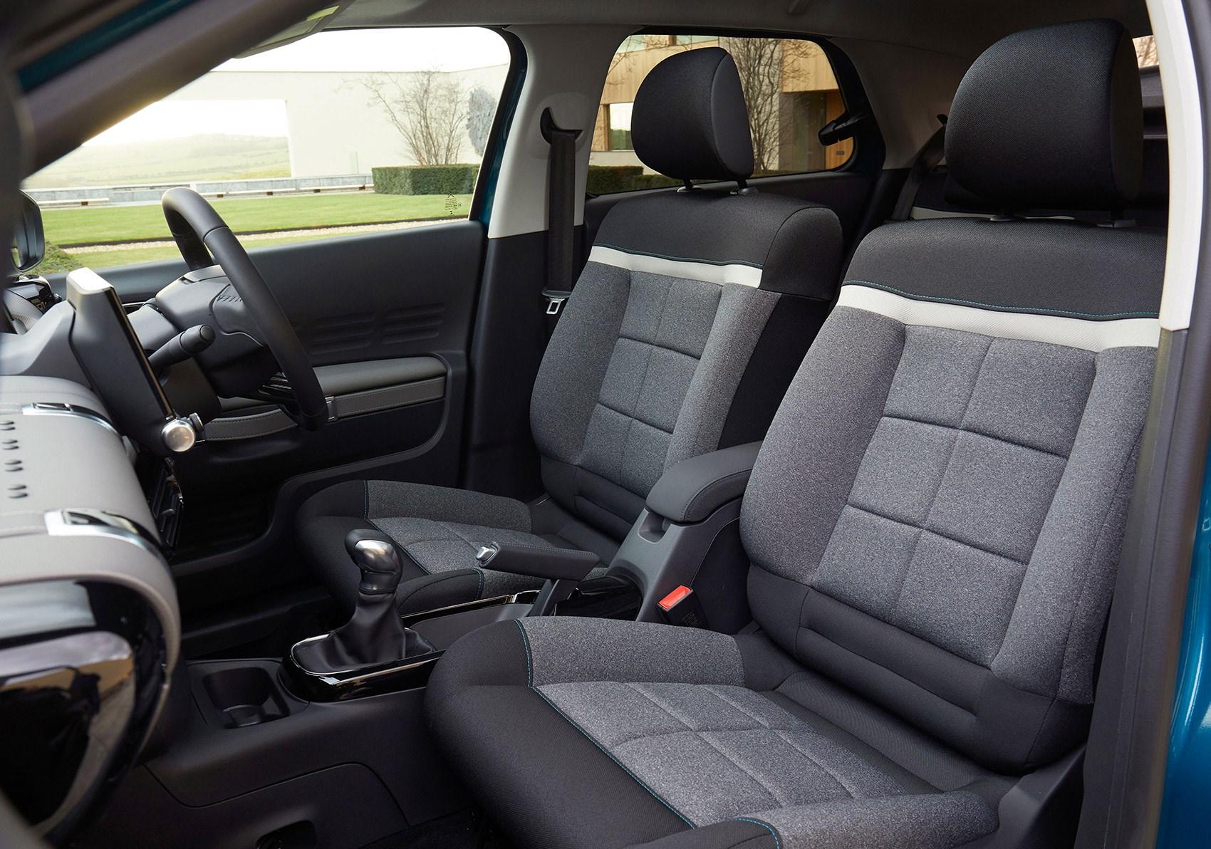 Citroen Comfort Seats