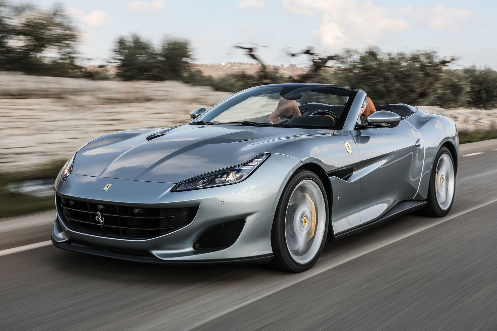 Ferrari Portofino 2018 Review California Is So Last Year Car Magazine