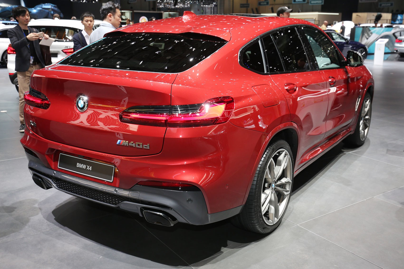 generation x hot bmw x4 m40i coming to new york show by car magazine. Black Bedroom Furniture Sets. Home Design Ideas