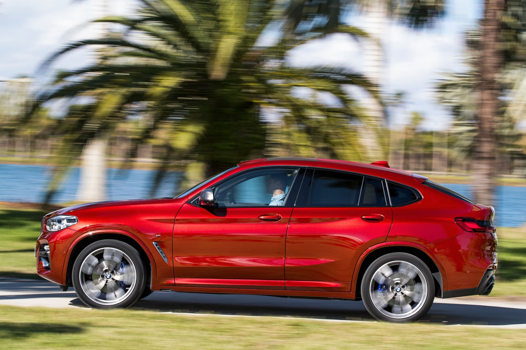 Generation X Hot Bmw X4 M40i Coming To New York Show By