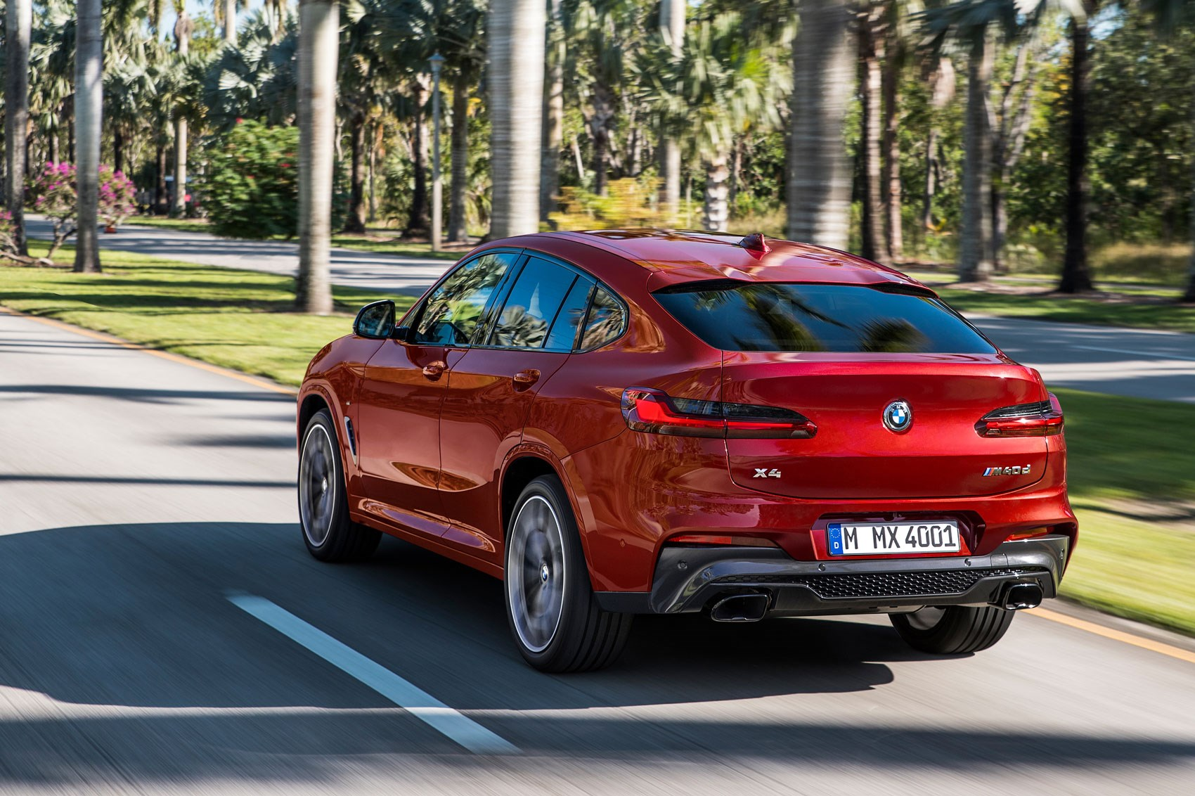Generation X Hot Bmw X4 M40i Coming To New York Show Car Magazine