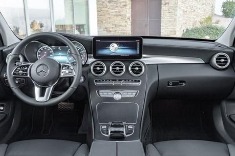 Mercedes C-Class 2018 interior