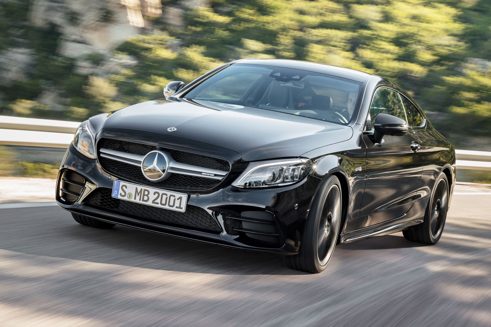 New Mercedes C Class 2018 Facelifted Amg C43 Coupe And Cabrio Arrive Car Magazine