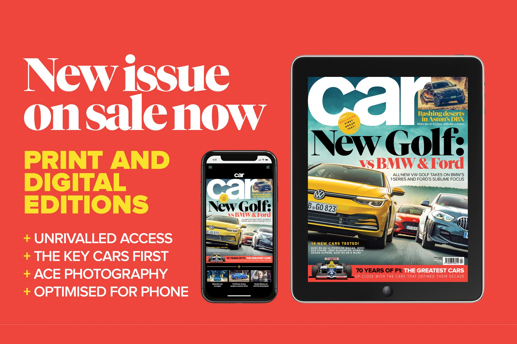 Car Magazine Subscribe To Iphone Ipad Smartphone And Tablet App Car Magazine