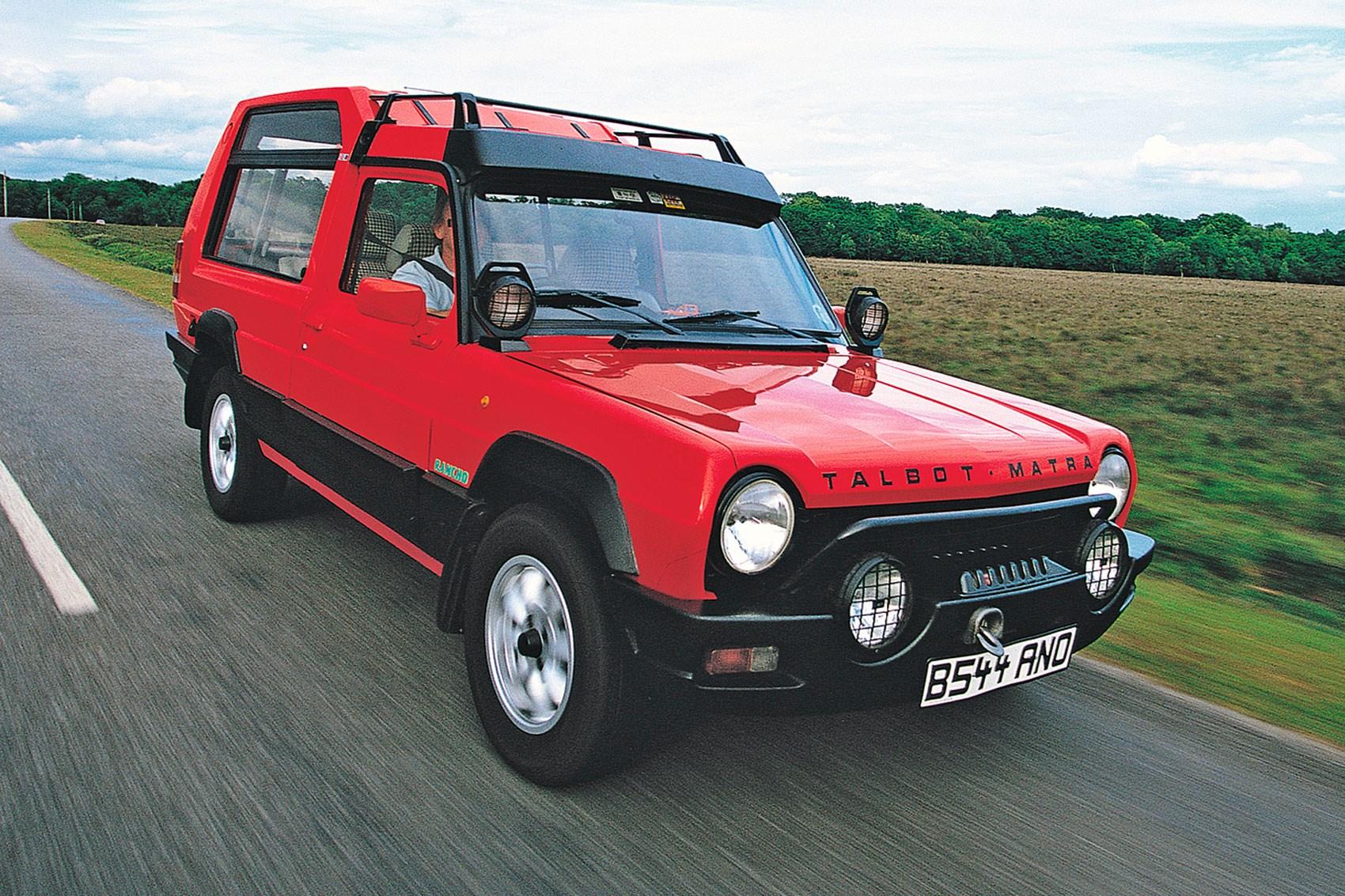 The CAR Top 10: innovative French cars | CAR Magazine
