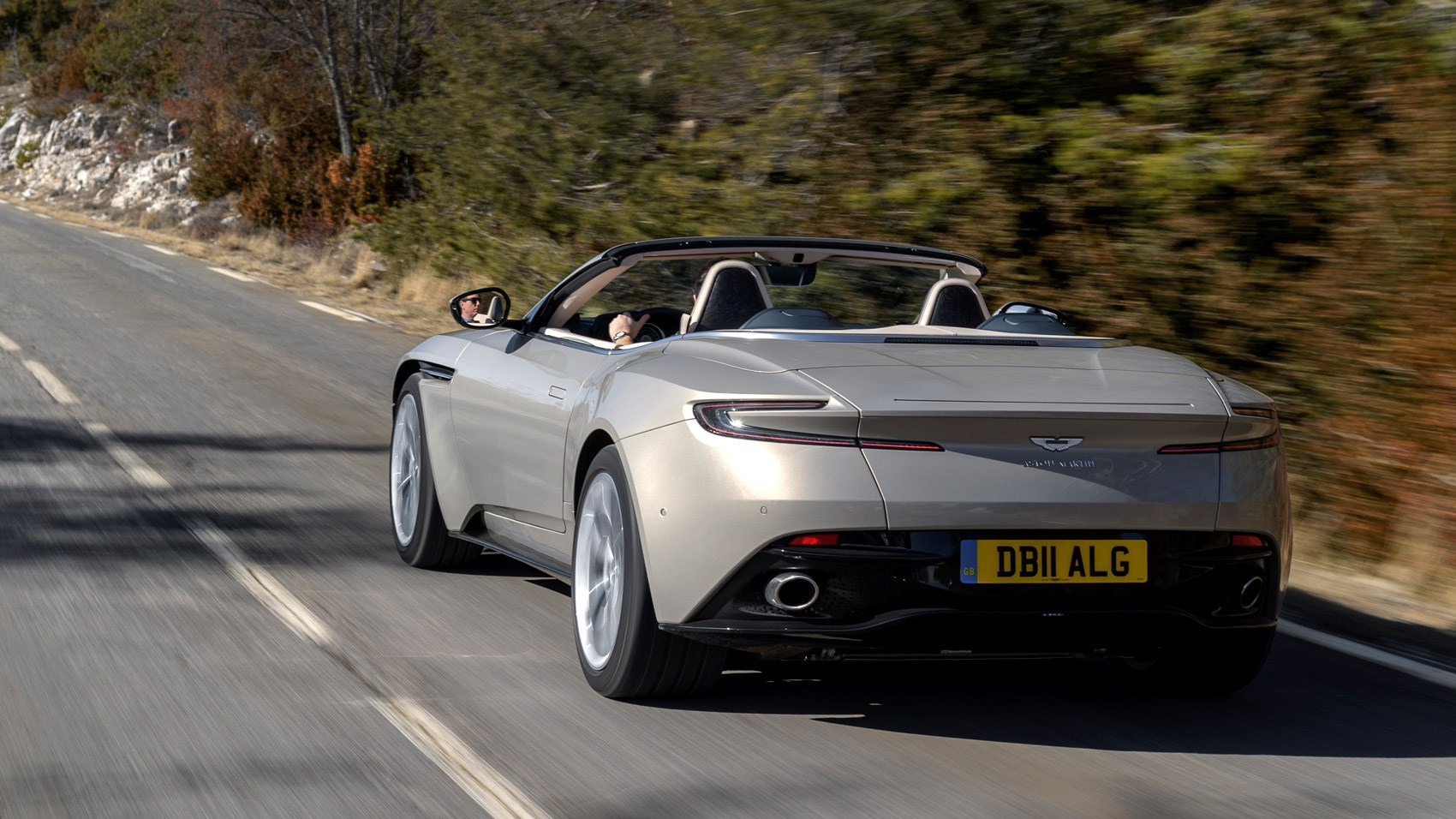Aston Martin DB Volante Review CAR Magazine - Aston martin price list