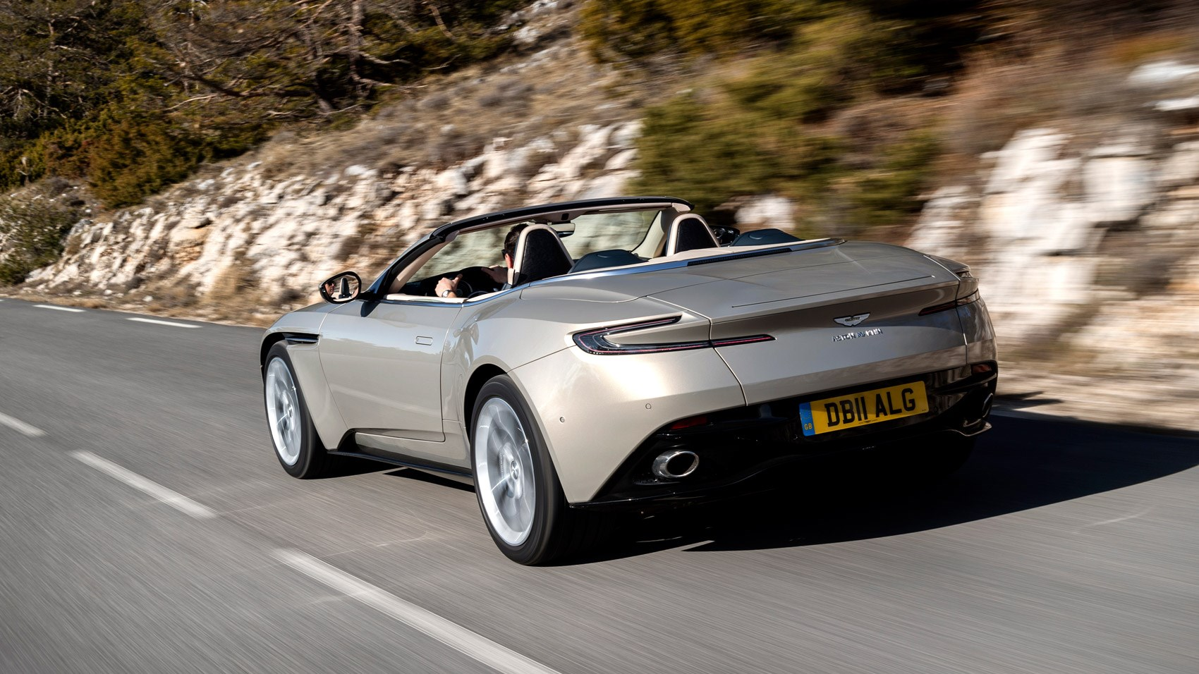 Aston Martin DB Volante Review CAR Magazine - Aston martin volante