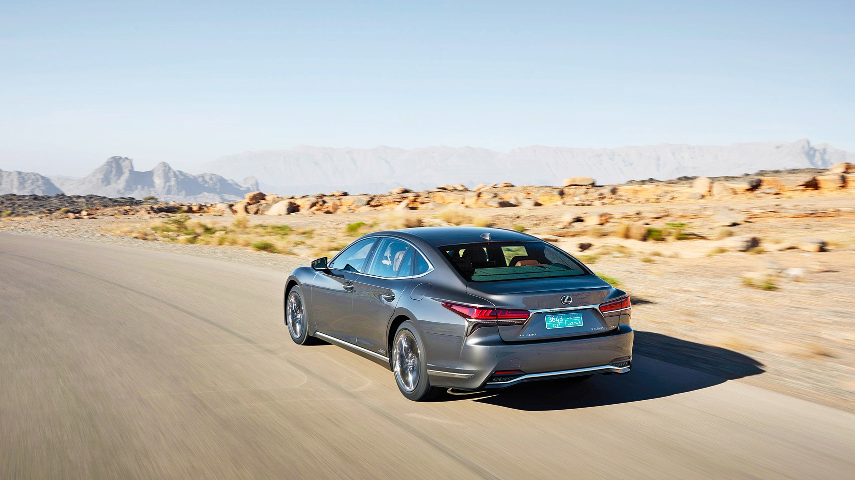 Lexus LS review by CAR magazine