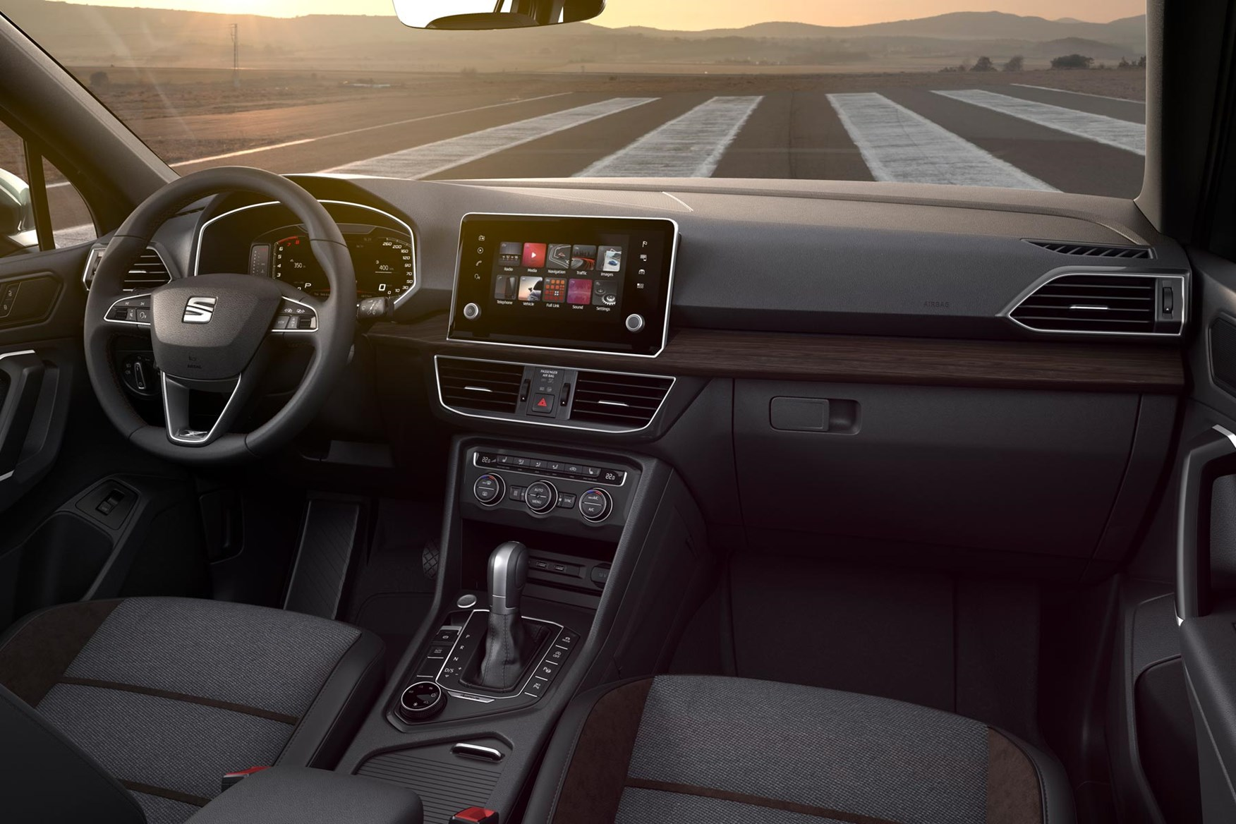 seat tarraco suv phev joins  range car magazine