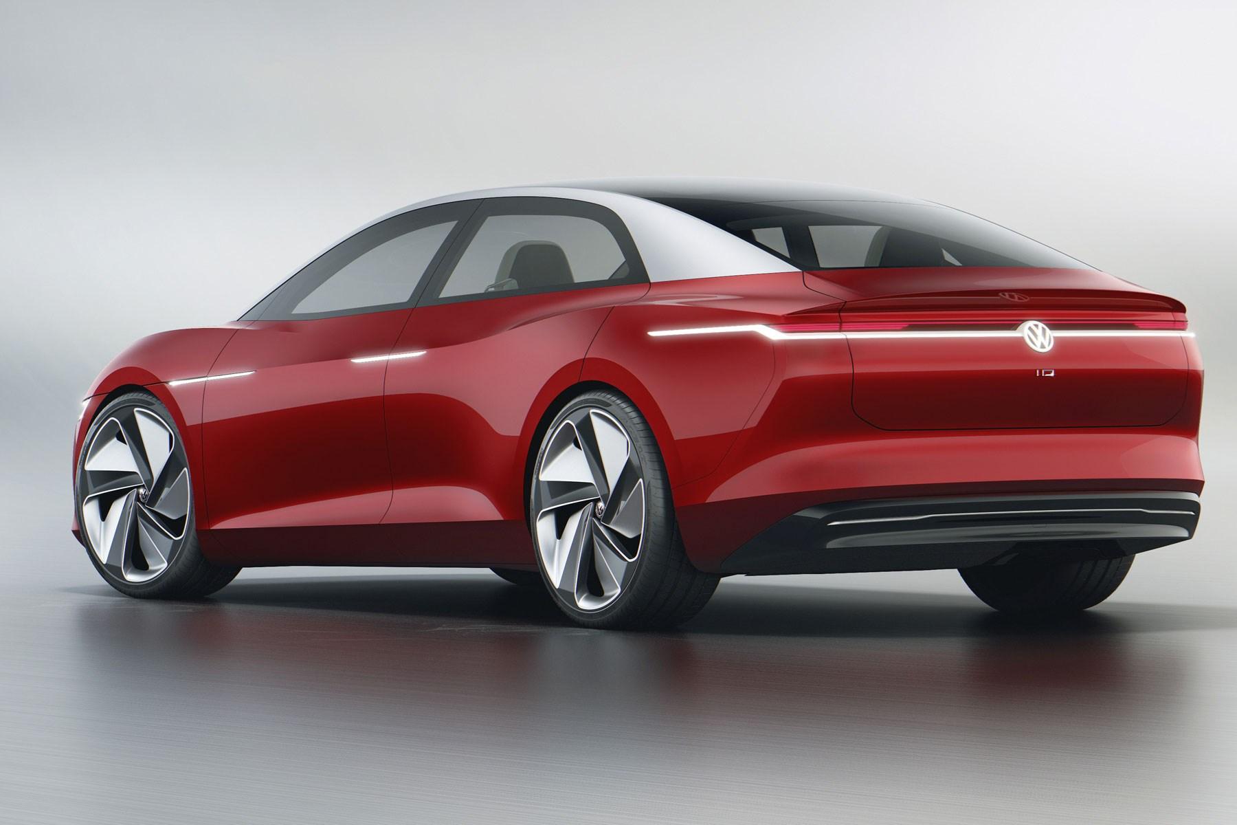 VW Vizzion spec info photos | CAR Magazine