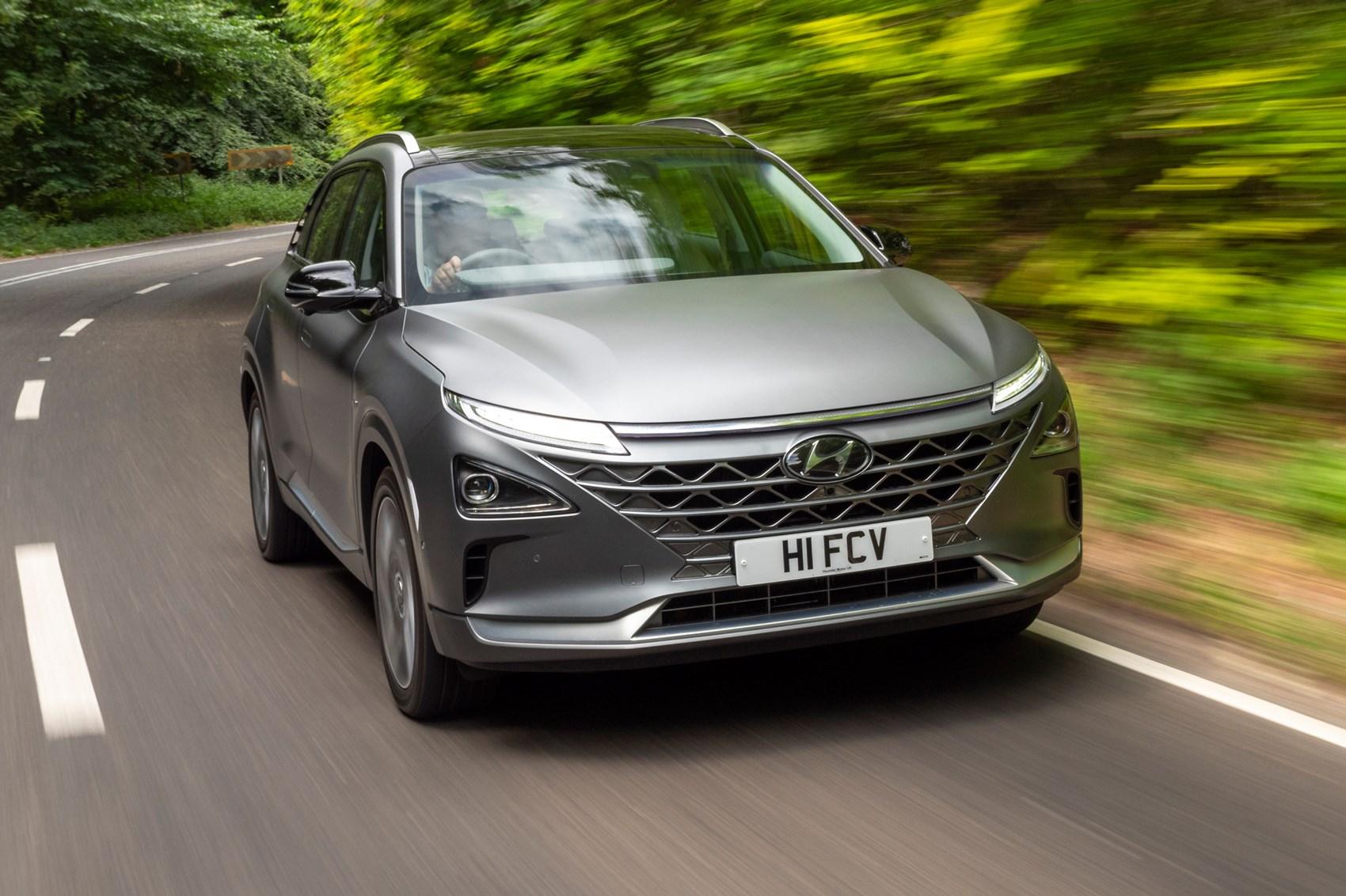 Hyundai NEXO fuel-cell (2019) review: zen master   CAR Magazine