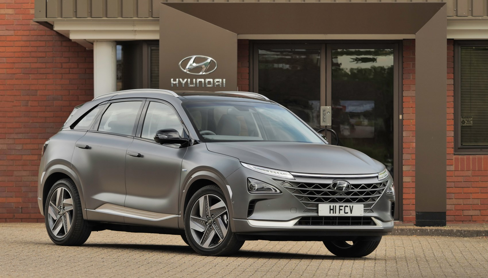 Hyundai NEXO fuel-cell (2019) review: zen master | CAR Magazine